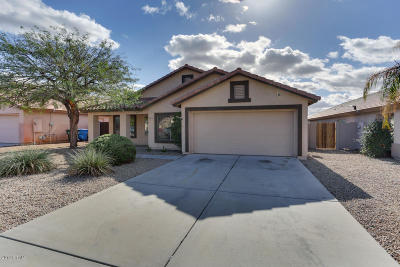 Glendale Single Family Home For Sale: 3913 W Lone Cactus Drive
