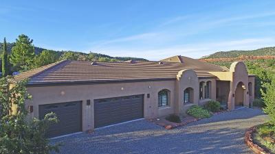 Sedona Single Family Home For Sale: 2 Chrysona Lane