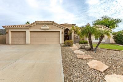 Phoenix Single Family Home For Sale: 708 W Brookwood Court
