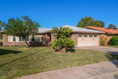 Mesa Single Family Home For Sale: 538 Leisure World