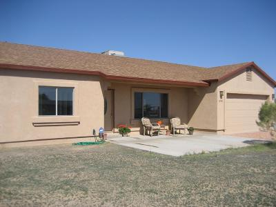 Wittmann Single Family Home For Sale: 22540 W Peak View Road