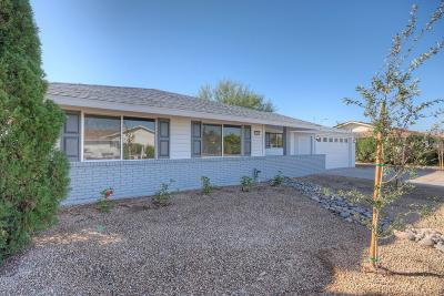 Sun City Single Family Home For Sale: 9319 W Arrowhead Drive