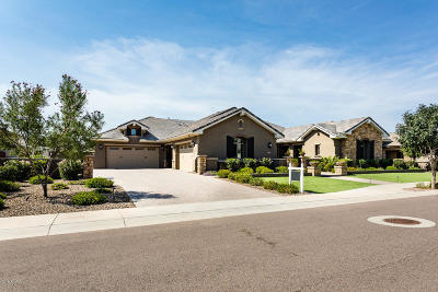 Gilbert Single Family Home For Sale: 2051 E Crescent Way