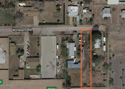 Peoria Residential Lots & Land For Sale: 7349 W Hearn Road