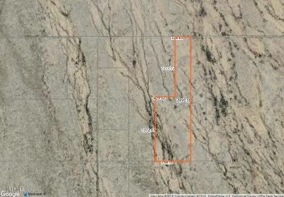Residential Lots & Land For Sale: 58500 W Aguila Road