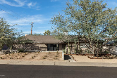 Scottsdale Single Family Home For Sale: 6402 E Cypress Street