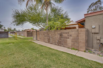Mesa Condo/Townhouse UCB (Under Contract-Backups): 601 N May Street #12