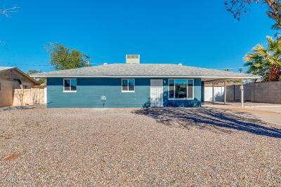 Phoenix Single Family Home For Sale: 4908 E Granada Road