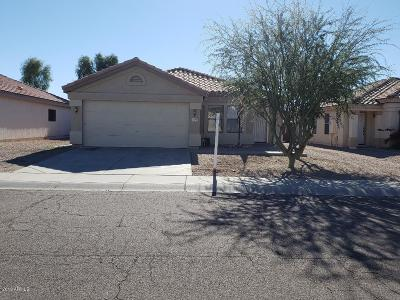 Apache Junction Single Family Home For Sale: 2283 W 22nd Avenue