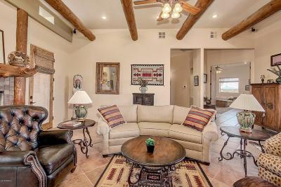 Wickenburg Single Family Home For Sale: 3255 S Grantham Hills Trail