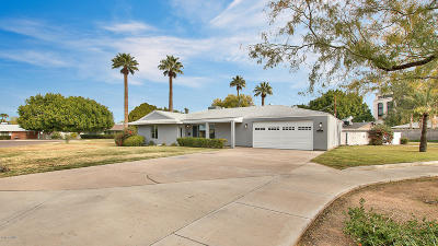 Phoenix Single Family Home For Sale: 3001 N 43rd Place