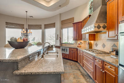 Cave Creek Single Family Home For Sale: 4716 E Coachwhip Road