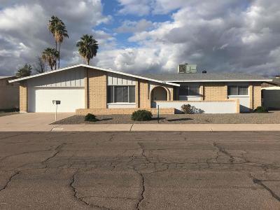 Glendale Rental For Rent: 4336 W Carol Avenue