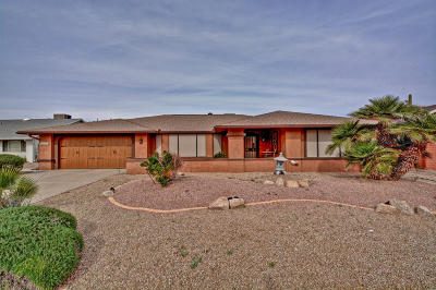 Sun City West Single Family Home For Sale: 12410 W Morning Dove Drive