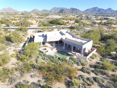 Scottsdale Single Family Home For Sale: 22012 N Los Caballos Drive