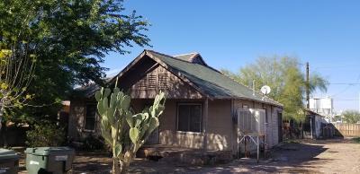 Phoenix Single Family Home For Sale: 1514 W Sherman Street