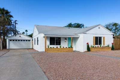 Phoenix Single Family Home For Sale: 5024 N 6th Street