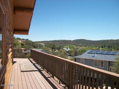 Payson Single Family Home For Sale: 301 S Brassie Drive