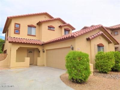 Glendale Rental For Rent: 6612 W Shaw Butte Drive