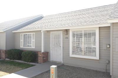 Glendale Rental For Rent: 5960 W Oregon Avenue #126