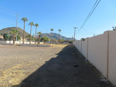 Phoenix Residential Lots & Land For Sale: 1501 W Peoria Avenue