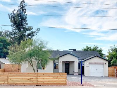 Phoenix Single Family Home For Sale: 2807 E Osborn Road