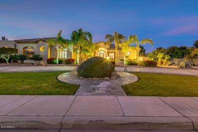 Chandler, Fountain Hills, Gilbert, Mesa, Paradise Valley, Queen Creek, Scottsdale, Gold Canyon, San Tan Valley Single Family Home For Sale: 2634 E Rawhide Street