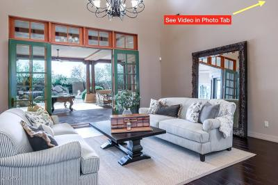 Scottsdale Single Family Home For Sale: 7289 E Lower Wash Pass