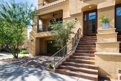 Scottsdale Condo/Townhouse For Sale: 17712 N 77th Way