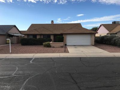 Glendale Rental For Rent: 10737 W Morten Avenue