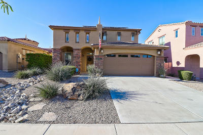 Goodyear Single Family Home For Sale: 13294 S 186th Drive