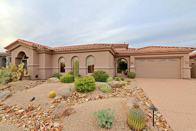 Scottsdale Single Family Home For Sale: 9860 E Peregrine Place