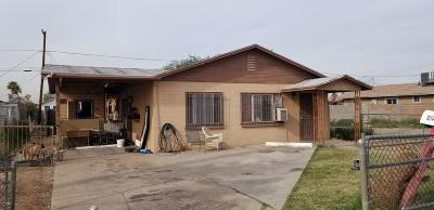 Phoenix Single Family Home For Sale: 1014 S 3rd Avenue