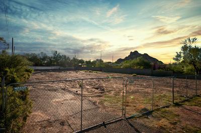 Phoenix Residential Lots & Land For Sale: 2345 N 55th Street