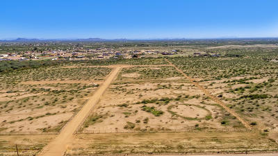 Wittmann Residential Lots & Land For Sale: 306xx N 227th Avenue