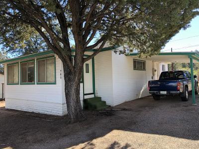 Payson Single Family Home For Sale: 705 W Saddle Lane