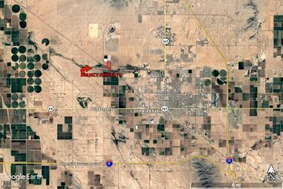 Casa Grande Residential Lots & Land For Sale: W Rodeo Road