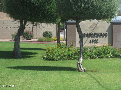 Glendale Rental For Rent: 4828 W Orangewood Avenue #130