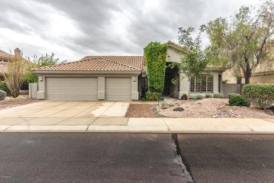 Scottsdale Single Family Home For Sale: 12267 E Kalil Drive