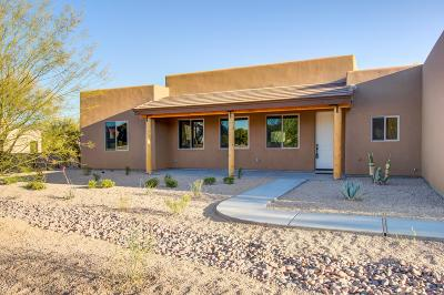 Rio Verde Single Family Home For Sale: 19039 E Via Hermosa Road