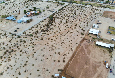 San Tan Valley Residential Lots & Land For Sale: Edwards Road