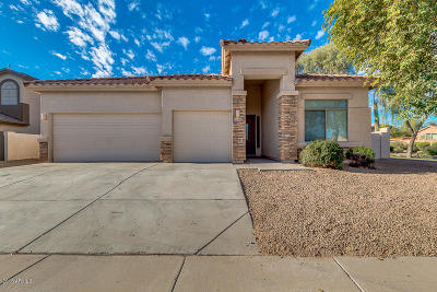 Maricopa Single Family Home For Sale: 22392 N Balboa Drive