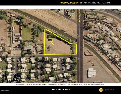 Residential Lots & Land For Sale: 4303 N 67th Drive