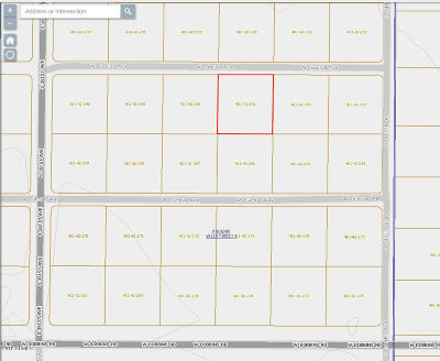 Residential Lots & Land For Sale: 34951 W Euclid Avenue