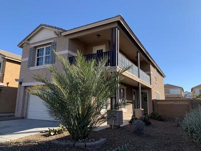 Buckeye Single Family Home For Sale: 3703 N 292nd Lane