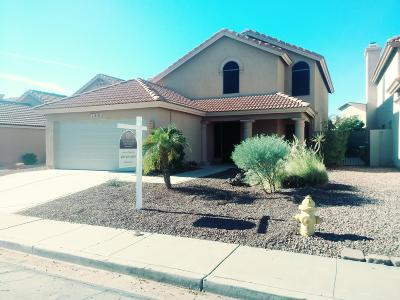 Phoenix Single Family Home For Sale: 14430 S Cholla Canyon Drive