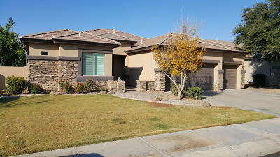 Gilbert Single Family Home For Sale: 4416 E Ridgewood Lane