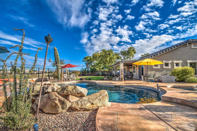 San Tan Valley Single Family Home For Sale: 598 E Taylor Trail