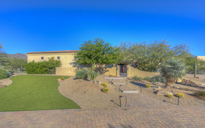 Cave Creek Single Family Home For Sale: 42401 N Spur Cross Road