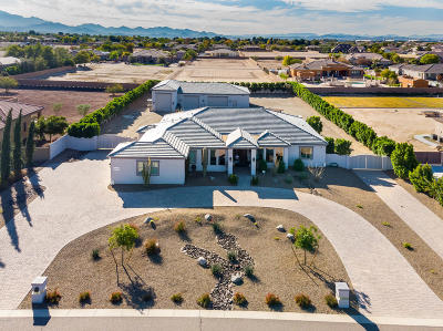 Goodyear Single Family Home For Sale: 16645 W Papago Street